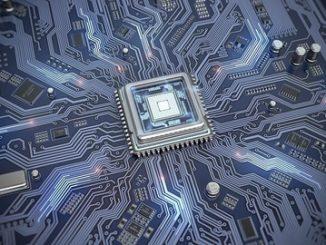 Creato il chip quantistico più piccolo per uso comune