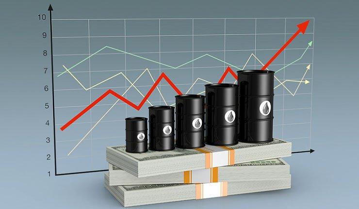 Grandi volumi di acquisto olio combustibile da parte degli Stati Uniti