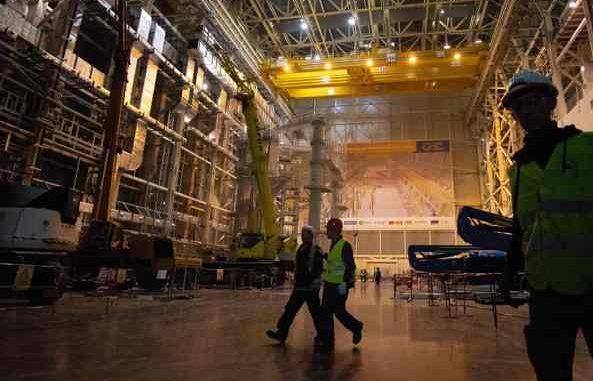 International Thermonuclear Experimental Reactor