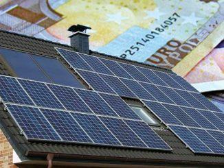 Incentivi per impianti fotovoltaici domestici sui tetti