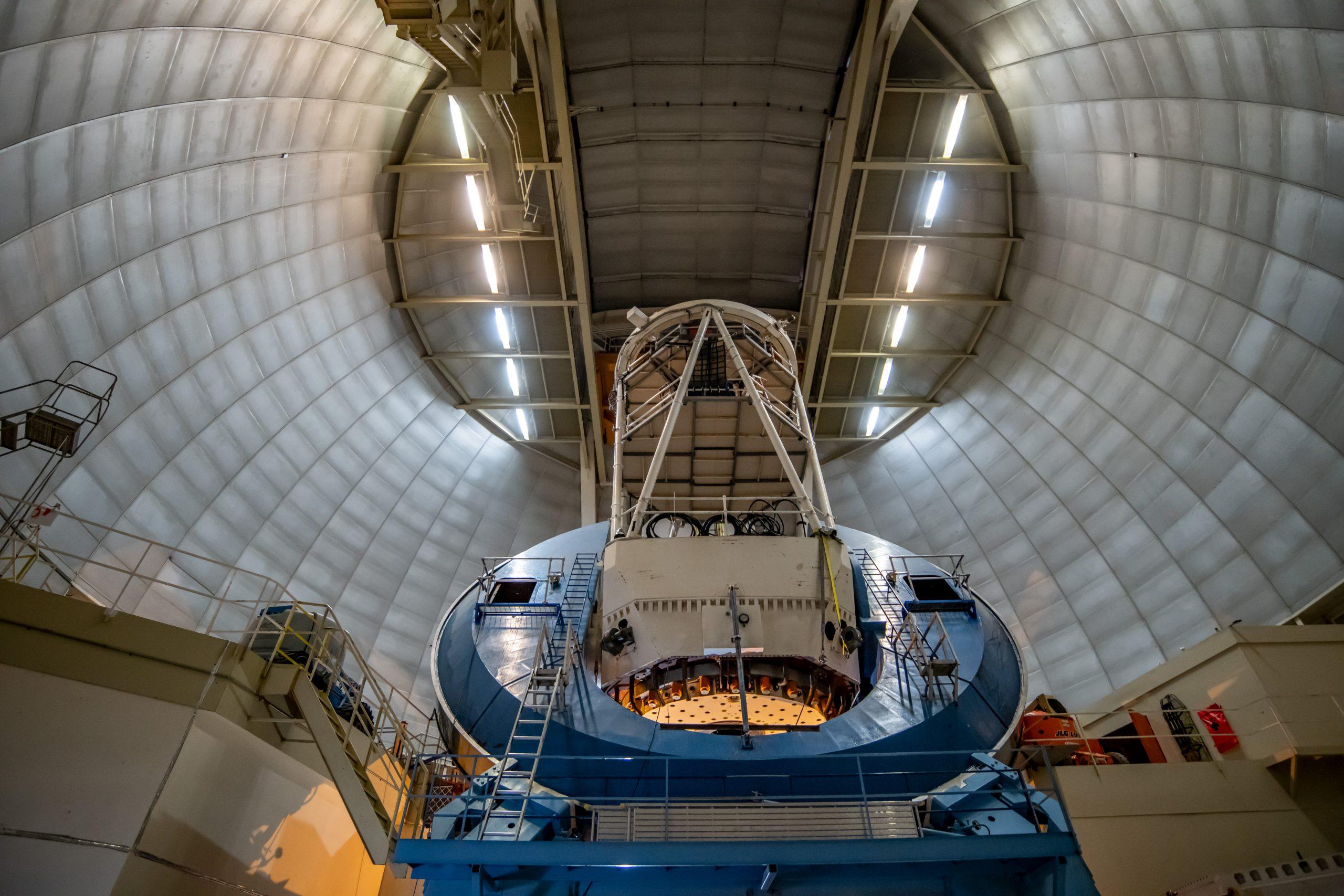Mappare l'universo in 3d alla ricerca della materia oscura