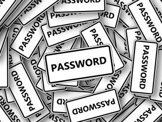 Passwords di accounts email all'asta sul dark web