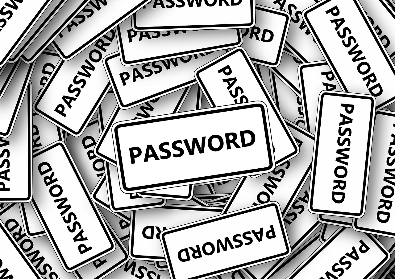Passwords di accounts email all'asta sul dark web