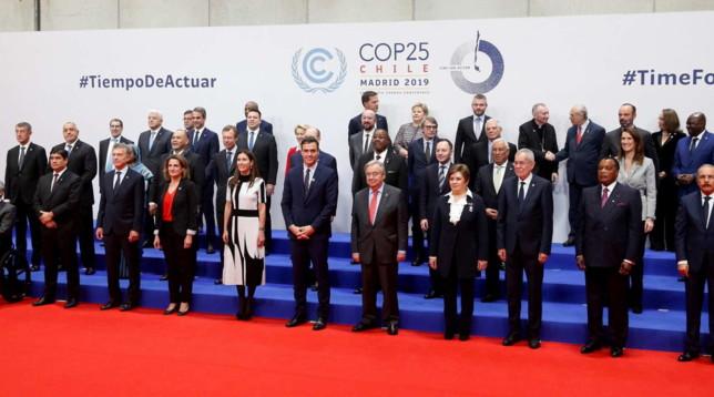 Immobilismo della politica all'incontro per il clima e l'ambiente