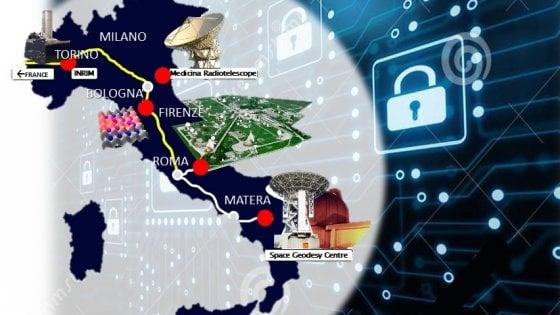 Italia e comunicazioni quantistiche