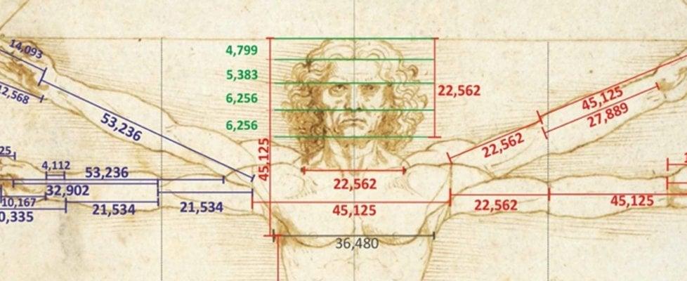 L'Uomo Vitruviano di Leonardo: come è nato e cosa significa il disegno più famoso del mondo