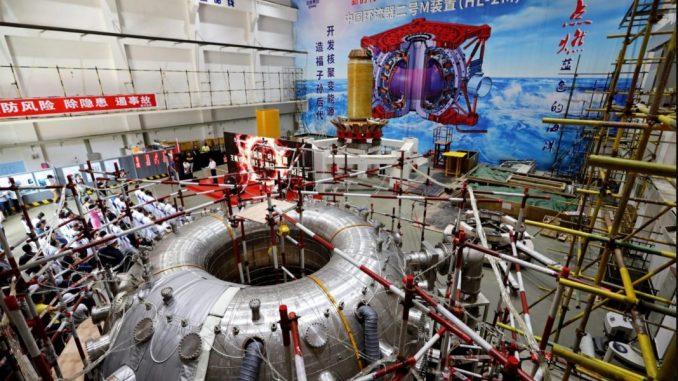 fusione nucleare, molti di noi pensano al progetto internazionale Iter