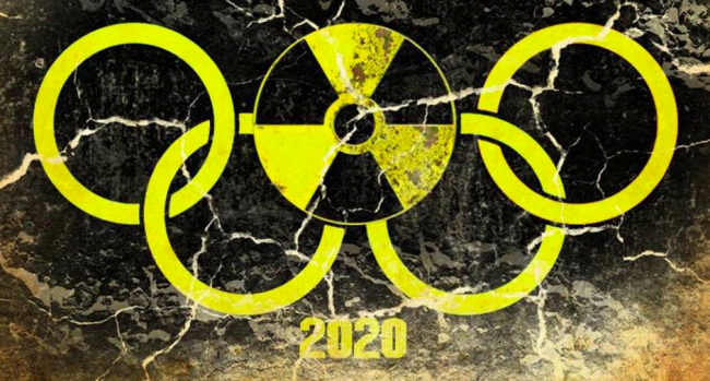 Radiazioni in un sito di Fukushima per le Olimpiadi 2020