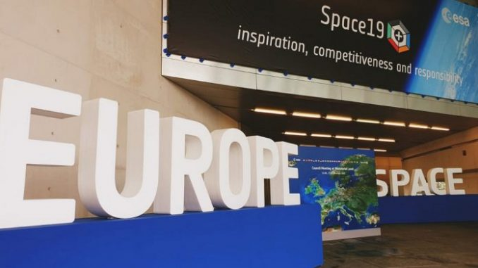Approvato Space19+, il nuovo programma spaziale europeo
