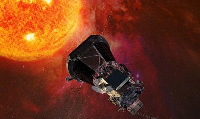 La sonda Parker Solar Probe ha rilevato strani fenomeni sul Sole