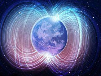 Continua lo spostamento del Polo Nord magnetico