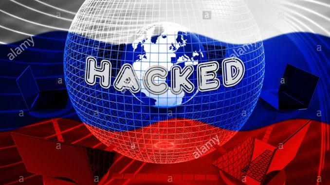 La Russia accusa hacker hacker americani di cyber attacchi