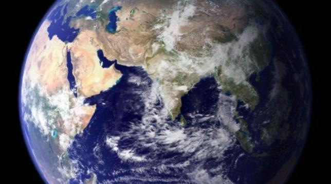 Terra e riscaldamento globale