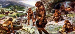 Australopithecus e Ardipithecus,