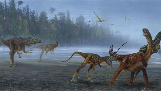Dinosauri - Credits: Todd Marshall