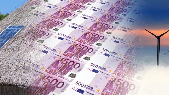 Miliardi di euro dall'Europa per la riconversione energetica