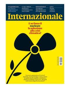 settimanale della sinistra global e radical chic Internazionale,