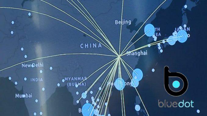 Il supercomputer BlueDot aveva previsto la Sars cinese