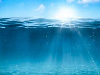 Aumenta il riscaldamento degli oceani a causa cambiamenti climatici