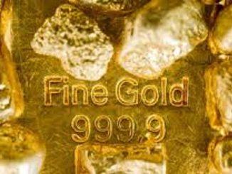Continua la corsa all'oro a causa delle incertezze internazionali