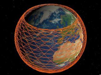 Il progetto StarLink porterà 42mila satelliti in orbita intorno alla Terra