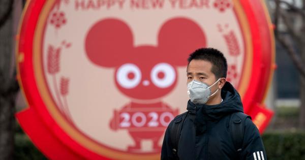 La nuova Sars cinese si diffonde molto rapidamente
