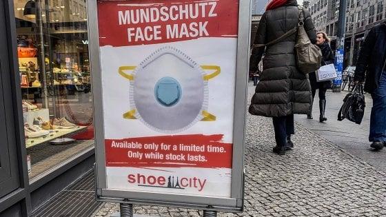 Istruzioni per l'uso di mascherine