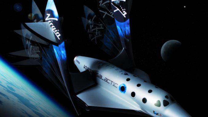 Iniziano i voli turistici con passeggeri civili nello spazio