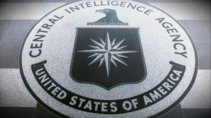 Central Intelligenza Agency United States