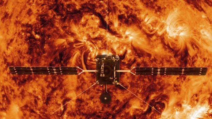 Partita la Solar Orbiter con destinazione Sole