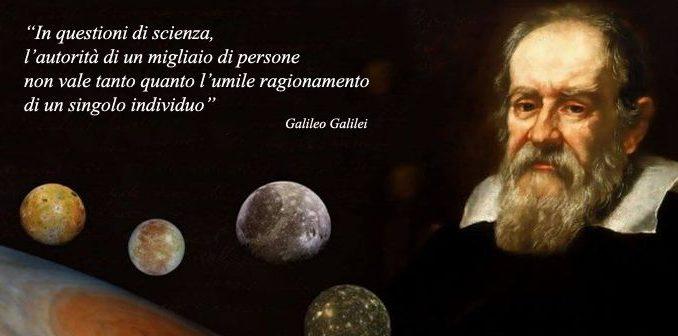 Oggi nacque Galileo Galilei uomo di scienza e genio matematico