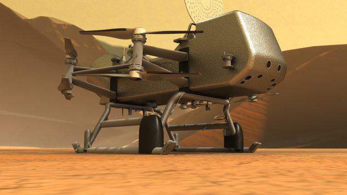 La Nasa parte per andare a esplorare la superficie di Titano