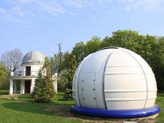 Rete mondiale di telescopi per simulazioni planetarie