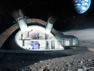 Produrre ossigeno per le future basi lunari dalla regolite
