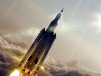 Pronto il razzo per andare sulla Luna e su Marte