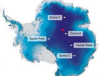 In Antartide a quasi 100° sotto zero è come stare nello spazio