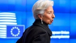 Christine Lagarde, presidente della Banca centrale europea(ansa)