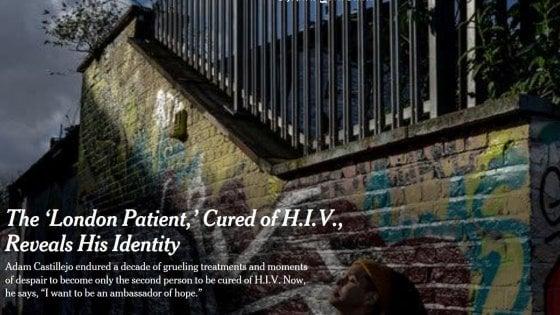 """""""Il paziente inglese"""" guarisce dall'Hiv:"""