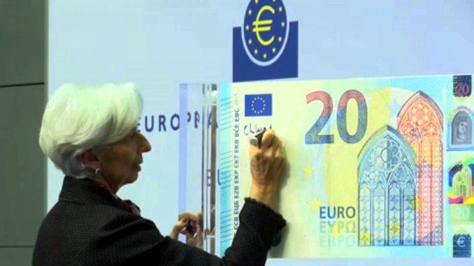 Dalla Bce pronti migliaia di miliardi di Euro per famiglie e imprese