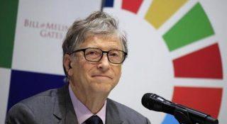 Il miliardario Bill Gates