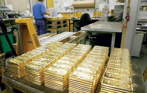 Il coronavirus ferma tre raffinerie di oro in Svizzera