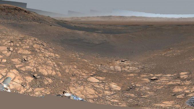 Curiosity ci fa vedere la superficie di Marte ad alta risoluzione