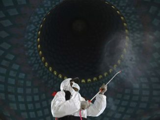 Il coronavirus nebulizzato sopravvive a lungo anche nell'aria