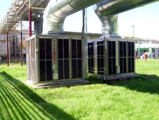 Progetto di elementi a costi sostenibili per il raffrescamento evaporativo