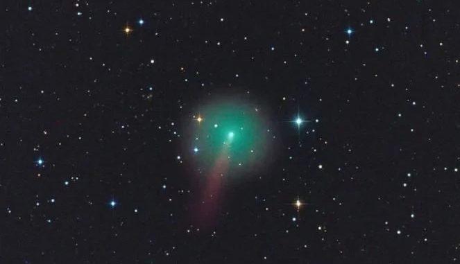 Una cometa sfiorerà la Terra a fine maggio 2020