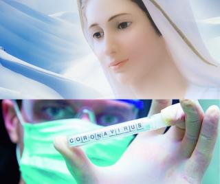 I messaggi della Madonna di Medjugorie parlano di pandemia