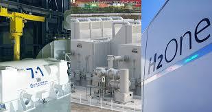 Ora a Fukushima la produzione idrogeno green più grande al Mondo