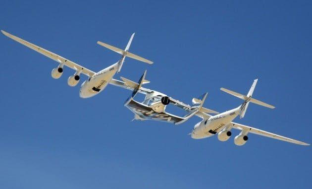 Virgin Galactic: WhiteKnightTwo e SpaceShipTwo. | Virgin Galactic