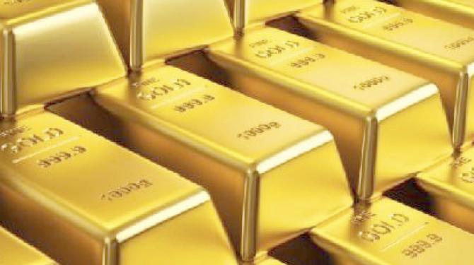 tonnellate di oro