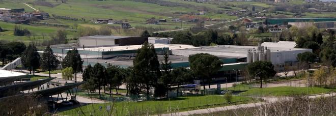 benevento zona industriale ponte valentino nestlè (foto saverio minicozzi)
